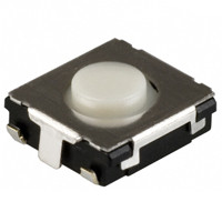 Panasonic Electronic Components - EVQ-Q2P02W - SWITCH TACTILE SPST-NO 0.02A 15V