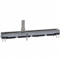 Panasonic Electronic Components - EWA-Q10C15A14 - POT SLIDE 10K OHM .06W 60MM