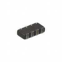 Panasonic Electronic Components - EXC-28BB121U - FERRITE BEAD 120 OHM 0804 4LN