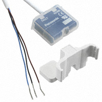 Panasonic Industrial Automation Sales - EX-F62 - SENSOR LEAK DETECT 12-24VDC NPN