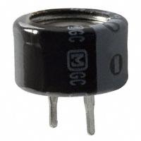 Panasonic Electronic Components - EEC-F5R5H104 - CAP 100MF -20% +80% 5.5V T/H