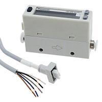 Panasonic Industrial Automation Sales - FM-214-4 - DIGITAL FLOW SENSOR 10L/MIN NPN
