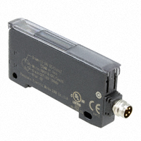 Panasonic Industrial Automation Sales - FX-101-Z - SENSOR OPTIC NPN 12-24VDC