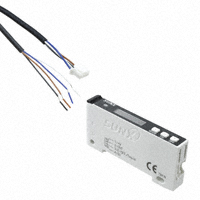 Panasonic Industrial Automation Sales - FX-102P-CC2 - SENSOR OPTIC PNP 12-24VDC 2M CBL