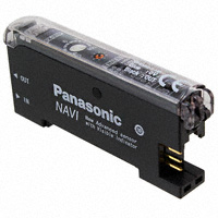 Panasonic Industrial Automation Sales - FX-311P - SENSOR RED PNP 12-24VDC QD