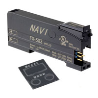Panasonic Industrial Automation Sales - FX-502 - DIGITAL FIBER AMP NPN 2 OUTPUTS