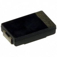 Panasonic Electronic Components - EEF-HL0J470R - CAP ALUM POLY 47UF 20% 6.3V SMD