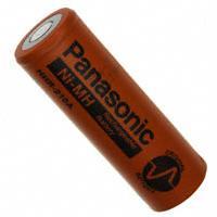 Panasonic - BSG - HHR-210AB18 - BATTERY NIMH 1.2V 2.1AH A