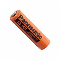 Panasonic - BSG - HHR-210AAC4B - BATTERY NIMH 1.2V 2AH AA