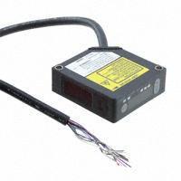 Panasonic Industrial Automation Sales - HL-G103-A-C5 - SENSOR STD 30+/-4MM 5M CABLE
