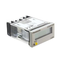 Panasonic Industrial Automation Sales - LC2H-FE-FV-30 - COUNTER LCD 8 CHAR PANEL MOUNT