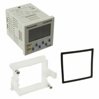 Panasonic Industrial Automation Sales - LC4H-R6-AC240V - COUNTER LCD 6 CHAR 100-240V PNL