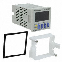Panasonic Industrial Automation Sales - LC4H-PS-R4-AC240VS - COUNTER LCD 4 CHAR 100-240V PNL