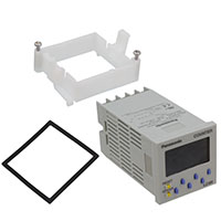Panasonic Industrial Automation Sales - LC4H-PS-R6-AC240VS - COUNTER LCD 6 CHAR 100-240V PNL