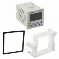 Panasonic Industrial Automation Sales - LC4HW-R6-DC24VS - COUNTER LCD 6 CHAR 12-24V PNL MT