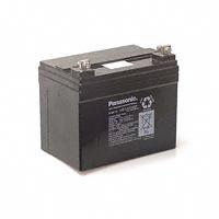 Panasonic - BSG - LC-R1233P - BATTERY LEAD ACID 12V 33AH
