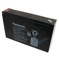 Panasonic - BSG - LC-R067R2P - BATTERY LEAD ACID 6V 7.2AH