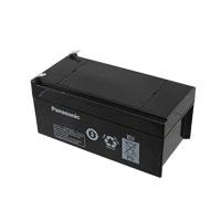 Panasonic - BSG - LC-R123R4P - BATTERY LEAD ACID 12V 3.4AH