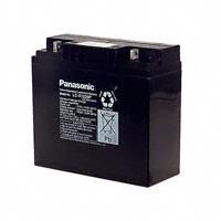 Panasonic - BSG - LC-X1220P - BATTERY LEAD ACID 12V 20AH