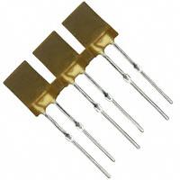 Panasonic Electronic Components - LN03402P - LED AMBER 3-ELEMENT ARRAY