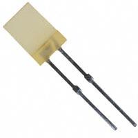 Panasonic Electronic Components - LN06402P - LED AMBER 6-ELEMENT ARRAY