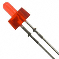 Panasonic Electronic Components - LN221RPH - LED RED 2.6MM ROUND T/H