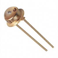 Panasonic Electronic Components - PNZ330CL - PIN PHOTODIODE 850NM TO-18 SMALL