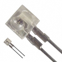 Panasonic Electronic Components - LN58 - EMITTER IR 950NM 50MA RADIAL