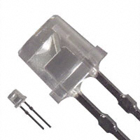 Panasonic Electronic Components - LN64 - EMITTER IR 950NM 100MA T 1 3/4