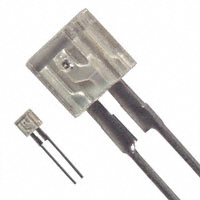 Panasonic Electronic Components - PNZ155 - NPN PHOTOTRANS 800NM SIDE VIEW