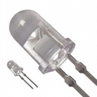 Panasonic Electronic Components - LNA2903L - EMITTER IR 950NM 100MA T 1 3/4