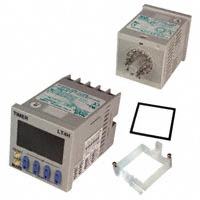 Panasonic Industrial Automation Sales - LT4H-DC24VS - TIMER RELAY DIG 24VDC SCREW TERM