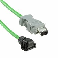 Panasonic Industrial Automation Sales - MFECA0050WJD - ENCODER CABLE 20-BIT INCREMENTAL