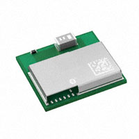 Panasonic Electronic Components - ENW-89829A3KF - RF TXRX MOD BLUETOOTH CHIP ANT