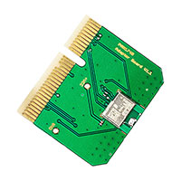 Panasonic Electronic Components - ENW89846AWKF - PAN1740 DAUGHTER BOARD
