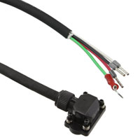 Panasonic Industrial Automation Sales - MFMCA0030RJD - 3M MOTOR CABLE