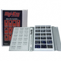 Panasonic Electronic Components - M-KIT - CAP KIT ALUM 0.33UF-3300UF 170PC