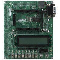 Panasonic Electronic Components - MMB01-001 - BOARD BASE FOR MN101C EVAL KIT
