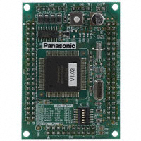 Panasonic Electronic Components - MMC01-C49 - BOARD DAUGHTER CPU MN101CF49KXN
