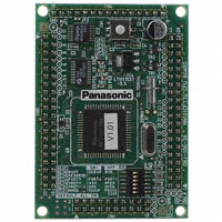 Panasonic Electronic Components - MMC01-C77 - BOARD DAUGHTER CPU MN101CF77GXN