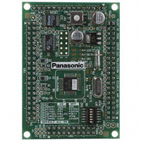 Panasonic Electronic Components - MMC01-C78 - BOARD DAUGHTER CPU MN101CF78AXN