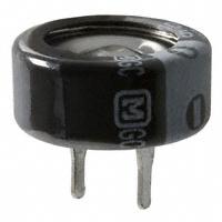 Panasonic Electronic Components - EEC-F5R5U224N - CAP .22F 5.5V T/H