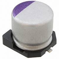 Panasonic Electronic Components - 16SVPF180M - CAP ALUM POLY 180UF 20% 16V SMD