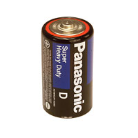 Panasonic - BSG - UM-1NPA/BB - BATTERY ZINC 1.5V D