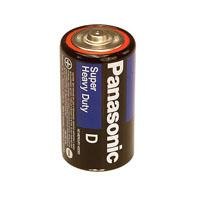 Panasonic - BSG - UM-1NPA/BB - BATTERY ZINC 1.5V D
