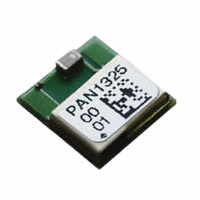 Panasonic Electronic Components - ENW-89818A2JF - RF TXRX MOD BLUETOOTH CHIP ANT