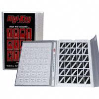 Panasonic Electronic Components - Q39559 - CAP KIT CER 0.5PF-1000PF 300PCS