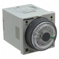 Panasonic Industrial Automation Sales - PM4HW-H-24V - ANALOG TIMER - PM4HW