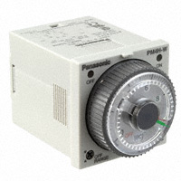 Panasonic Industrial Automation Sales - PM4HW-H-AC240VW - ANALOG TIMER - PM4HW