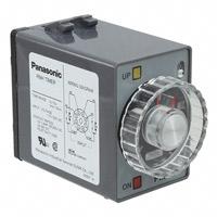 Panasonic Industrial Automation Sales - PMH-10M-AC120V - RELAY TIMER DPDT 7A 250V